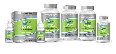 Body Alkaline pH Maintenance