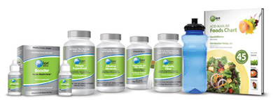 alkaline pH Jumpstart