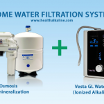 Alkaline Reverse Osmosis Water Filtration/Purification
