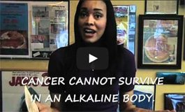 Alkaline Ionized Water Cures Testimony: Listen to Tenera Williams' testimony of how alkaline ionized water improved her Crohn's disease.