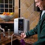 Athena water ionizer in kitchen