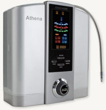 Alkaline Water Machine: Athena Water Ionizer