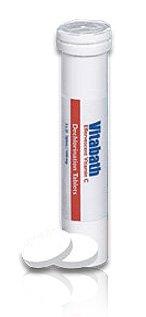 Vitabath Vitamin C Tablets