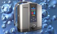 athena water ionizer - drink alkaline water