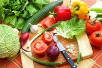 Fruits and Vegetables Intake May Protect from Colon Cancer