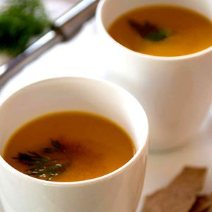 Alkaline Recipes - Butternut Pumpkin Alkaline Soup