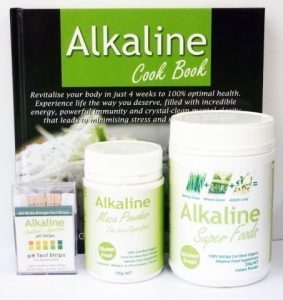 Alkaline Supplements