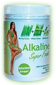 alkaline super foods mix