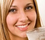 weightwatcher women on alkaline water