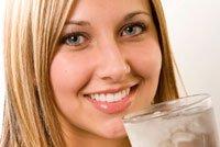 weightwatcher women on alkaline water
