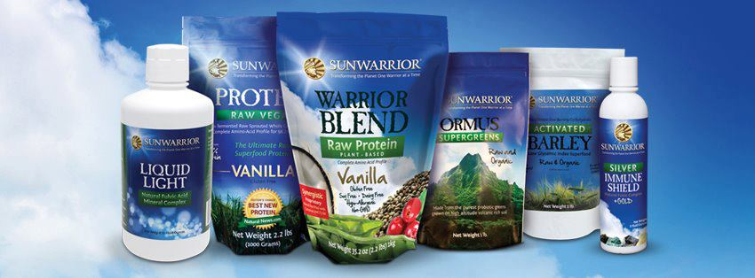 Alkaline Vegan Protein Powders From Sunwarrior