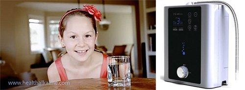 alkaline water ionizer vesta samsung