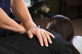 Chiropractor help patients with alkaline balance