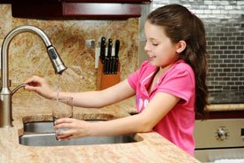 How Safe Is Your Drinking Tap Water from Water Filters?