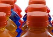 Many fruit juices are acidic.