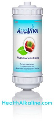 Fluoride Arsenic Water Filter