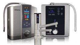 Water Ionizer From Alkaviva
