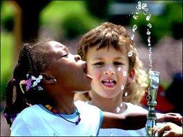 drinking fluoridated water
