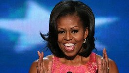 Drink Up! Michelle Obama Partners with Big Bottled Water