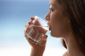 Drink more healthy water