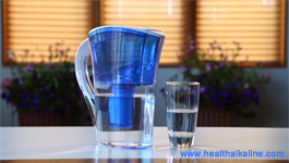 UltraWater pHD - alkaline water pitcher