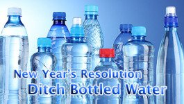 Resolution 2014: Waste No Money on Bottled Water