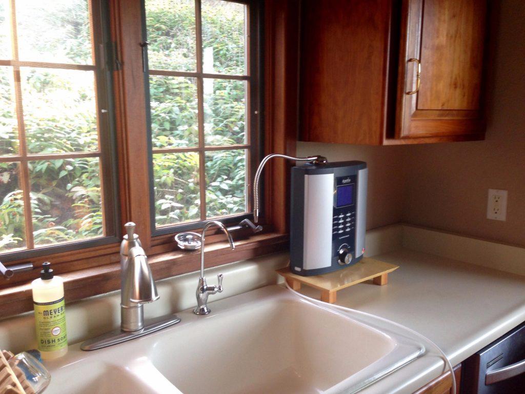 Antioxidant Water from Alkaline Water Ionizer