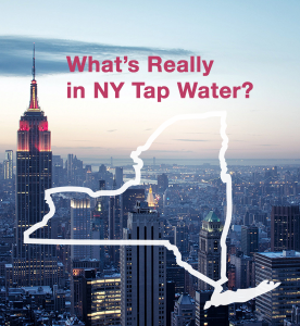 new york tap water