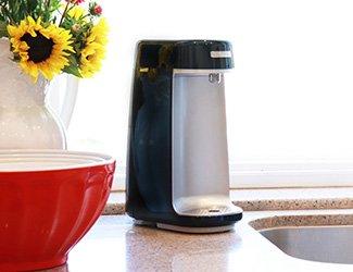 Elita Pure on the Kitchen Counter