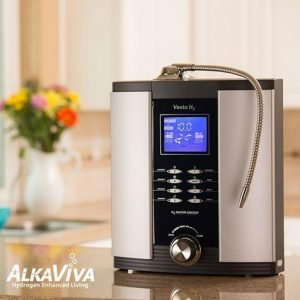 Alkaline water ionizer machine: Vesta H2
